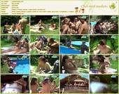 Sunbathing - naturists movie