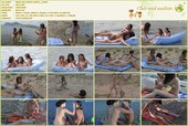 Body Art Nudist Beach #2 - naturists movie FHD