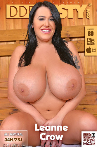 Leanne Crow – DDF Busty Mammoth Marvels