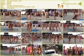 Cool Day At The Beach 4 - naturists movie