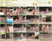 Junior Miss Pageant France 6 - naturists movie