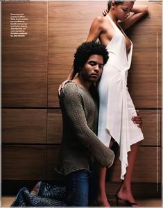 Vibe Magazine (March 2001)