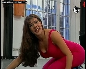 Alejandra Munno sexy cleavage