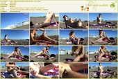 Naked Vacations with Milsta - clip 4 - naturists movie 0388 - Igor