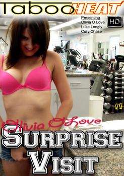 Surprise Visit Olivia O'Love (2014) WEBRip
