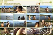 Beach Friends - Clip 2 - naturists movie 0404 - Igor