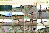 Beach Friends - Clip 5 - naturists movie 0407 - Igor