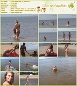 Camp Duna 06 (01-04) - naturists movie Girl resting