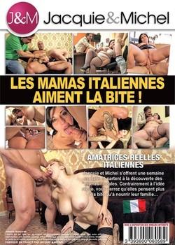 Les Mamas Italiennes Aiment la Bite (2015) WEBRip