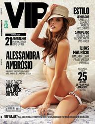 VIP Magazine (July 2015) Brazil