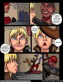 DukesHardcoreHoneys.com - Superheroines and Villains Spire 01