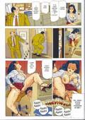 Chiyoji Tomo collection comics