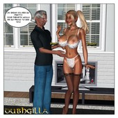DUBHGILLA 3D collection comix