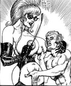 Bill Ward BDSM collection adult Arts