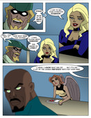 DC Justice League (more comix)