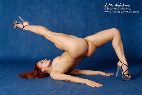 видео голые гимнастки на каблуках - 6