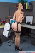 Remy LaCroix - Naughty Office (solo)